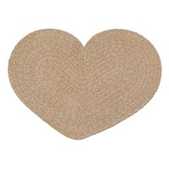 Colonial Mills Easy Living Heart Rug - 22' x 27'