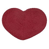Colonial Mills Easy Living Heart Rug - 22