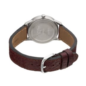 Timex Men's Wardrobe Essentials Leather Watch - T20041JT