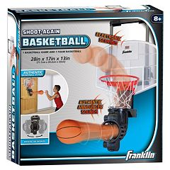 Franklin Shoot-Again Basketball Set