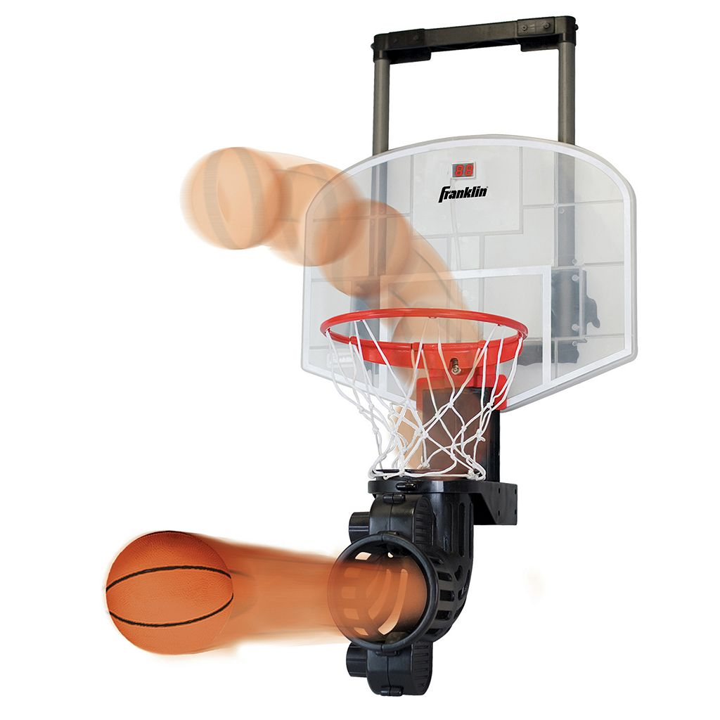 Franklin Shoot-Again Basketball Set