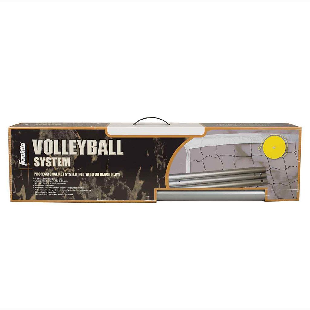 Franklin Volleyball Net Set