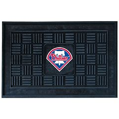 FANMATS Philadelphia Phillies Medallion Doormat - 19'' x 30''