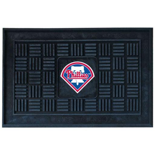 FANMATS Philadelphia Phillies Medallion Doormat - 19'' x 30''