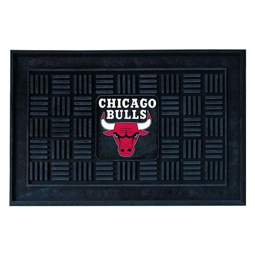 FANMATS Chicago Bulls Medallion Doormat - 19'' x 30''