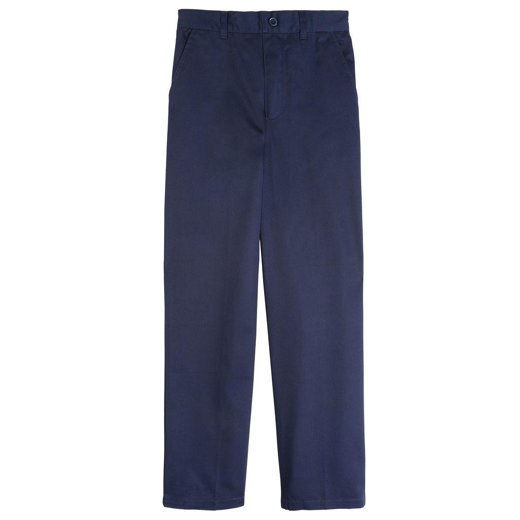Boys 8-20 Husky French Toast School Uniform Pull-On Pants