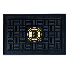 FANMATS Boston Bruins Medallion Doormat - 19'' x 30''