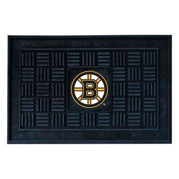 FANMATS Boston Bruins Medallion Doormat - 19'' x 30''