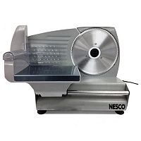 Nesco Food Slicer with 8.7-in. Quick-Release Blade