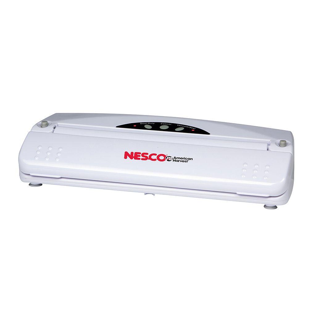 Nesco 110-Watt Vacuum Food Sealer