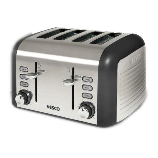 Nesco 4-Slice Toaster