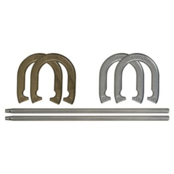 Franklin Recreational Horseshoes Set