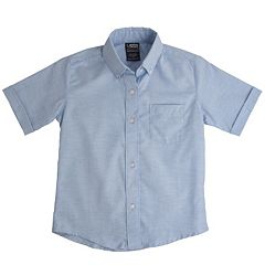 Boys 8-20 Husky French Toast School Uniform Oxford Shirt