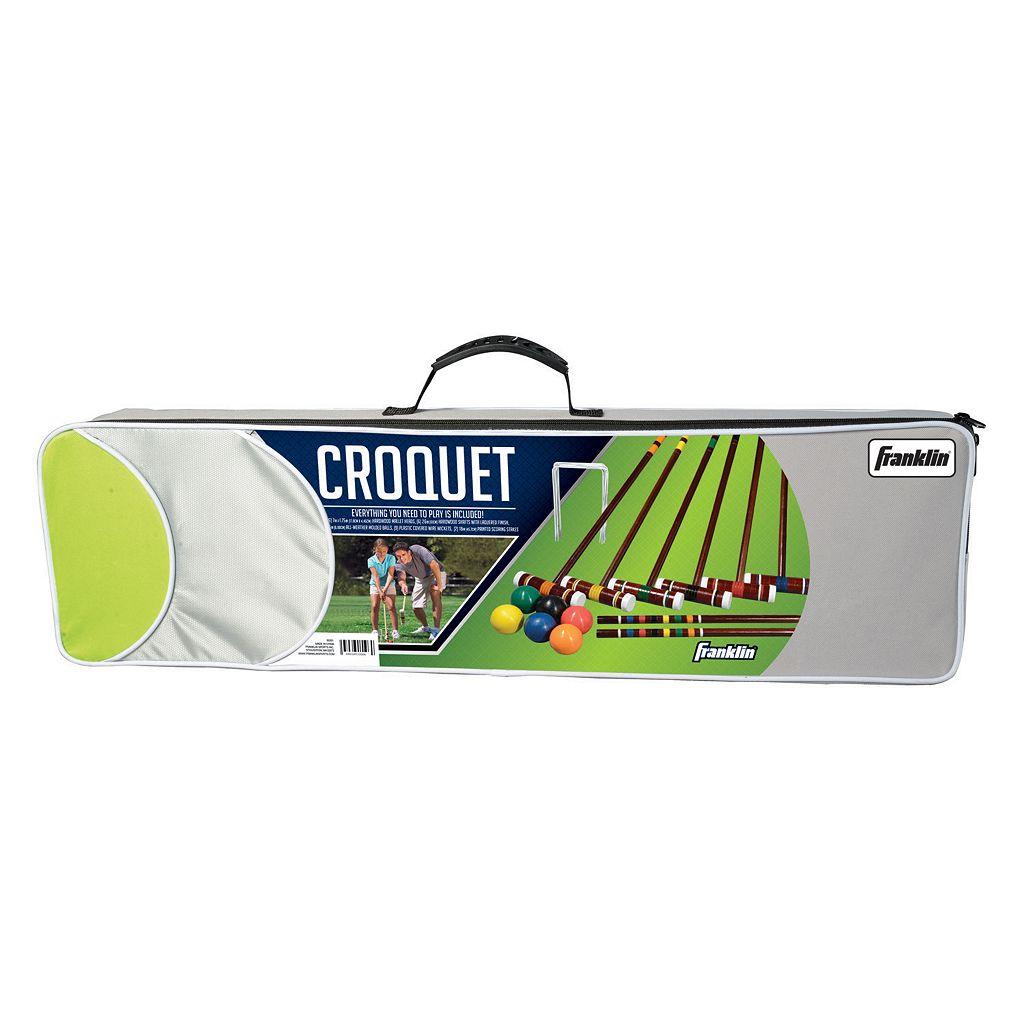 Franklin Intermediate Croquet Set