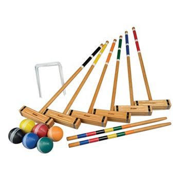 Franklin Sports Classic Series Croquet Set