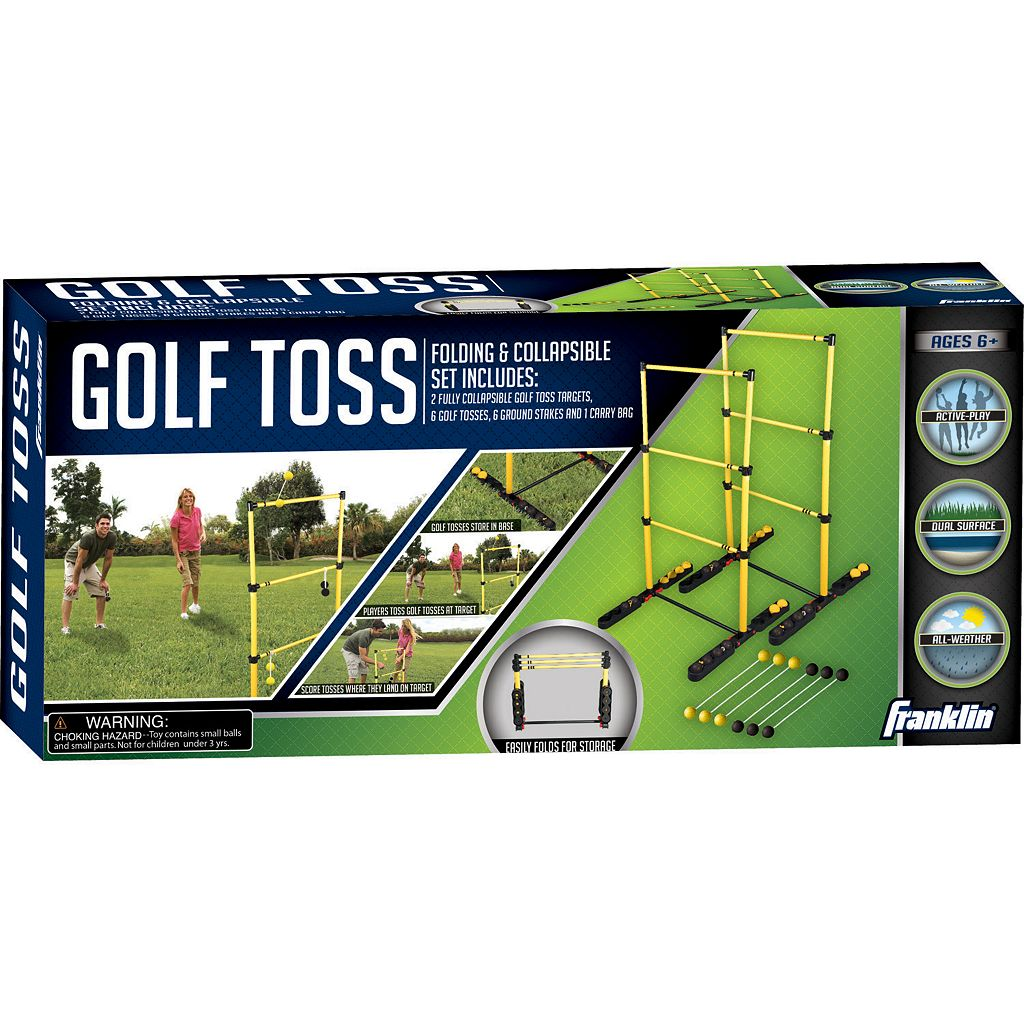 Franklin Fold-N-Go Golf Toss Set