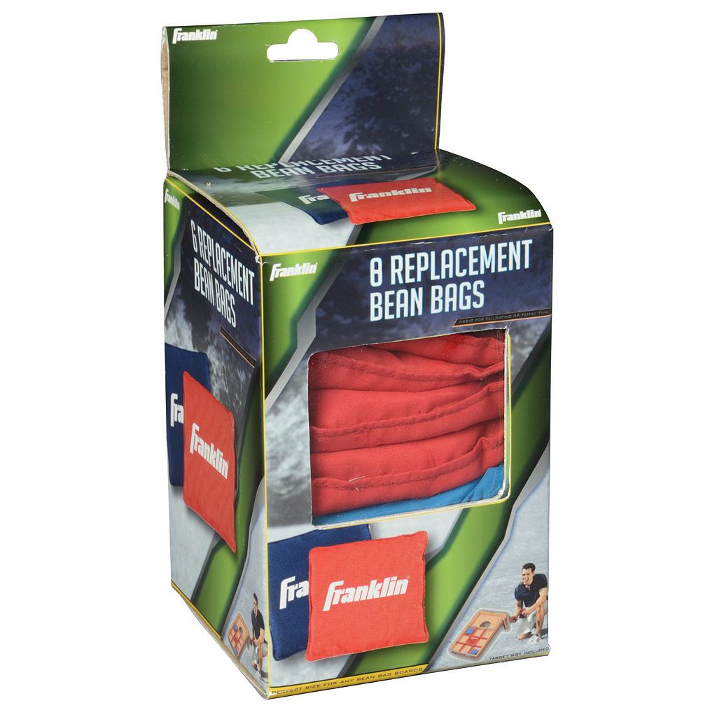 Franklin 8-pk. Replacement Bean Bags