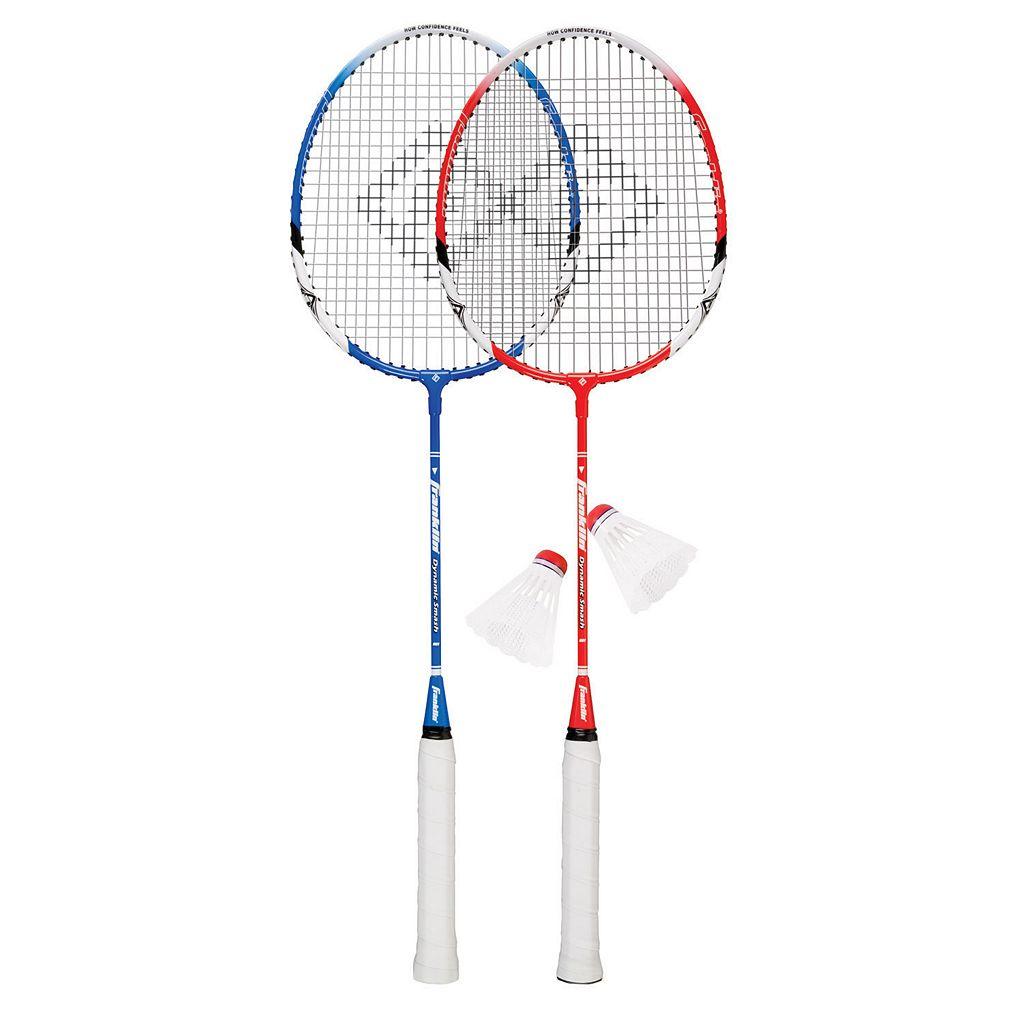 Franklin Replacement Badminton Racket Set