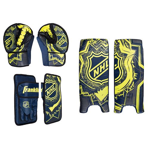 Franklin Sports NHL Extreme Tech Goalie Set - Youth