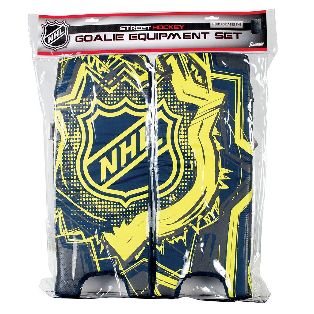 Franklin Sports NHL Extreme Tech Goalie Set - Youth