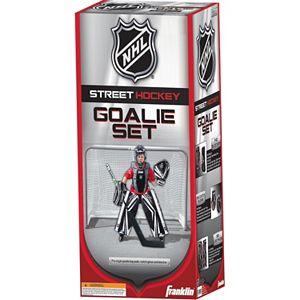 Franklin NHL Sx Comp 100 Goalie Set - Junior