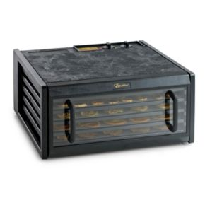 Excalibur 5-Tray Food Dehydrator with Clear Door