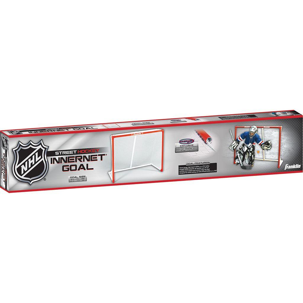 Franklin NHL SX Pro 54-in. Innernet PVC Street Hockey Goal