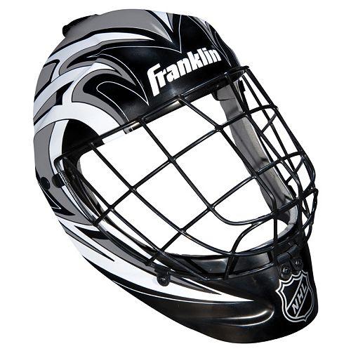Franklin NHL Mini Hockey Goalie Equipment & Mask Set
