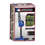 Franklin Sports MLB Batter & Fielder 4-in-1 Multi-Function Trainer