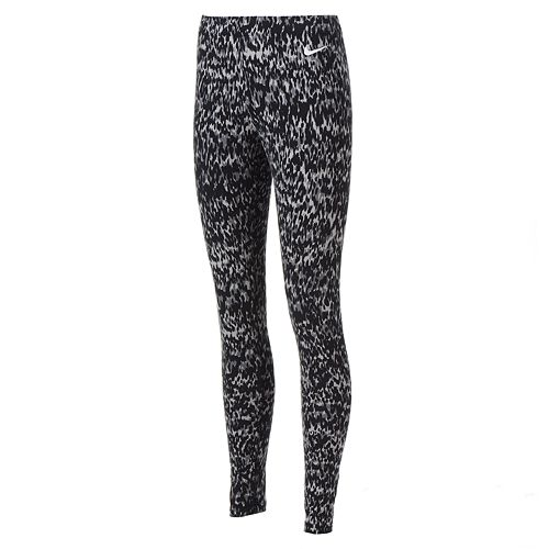 Women s Nike Club Printed Leggings 3a3116b90