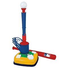 Franklin Sports MLB 2-in-1 T-Ball Super Star Batter