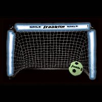 Franklin MLS Light-Up Soccer Goal & Glow-in-the-Dark Ball Set