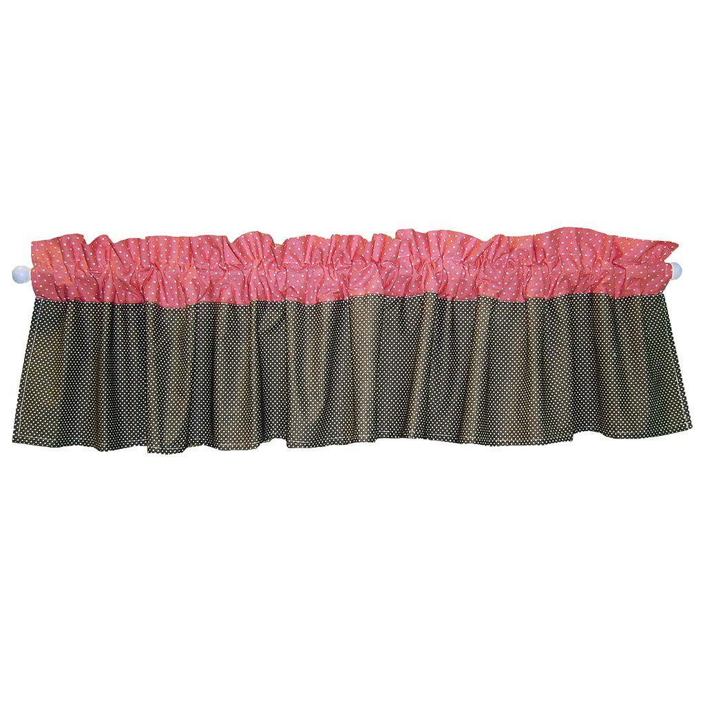 Trend Lab Cocoa Coral Valance
