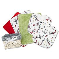 Dr. Seuss The Cat in the Hat 7-pc. Gift Basket Set by Trend Lab