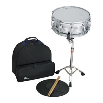 Percussion Plus Deluxe Backpack Snare Drum Kit