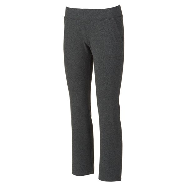 Petite Sonoma Goods For Life Solid Yoga Pants