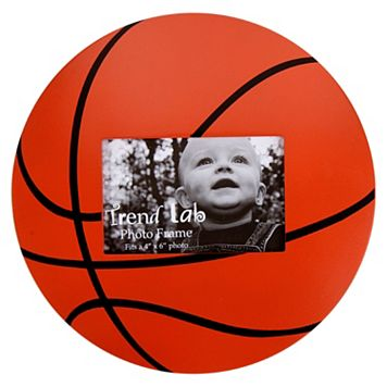 Trend Lab Basketball Photo Frame