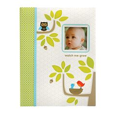 Carter's Woodland Baby Memory Book