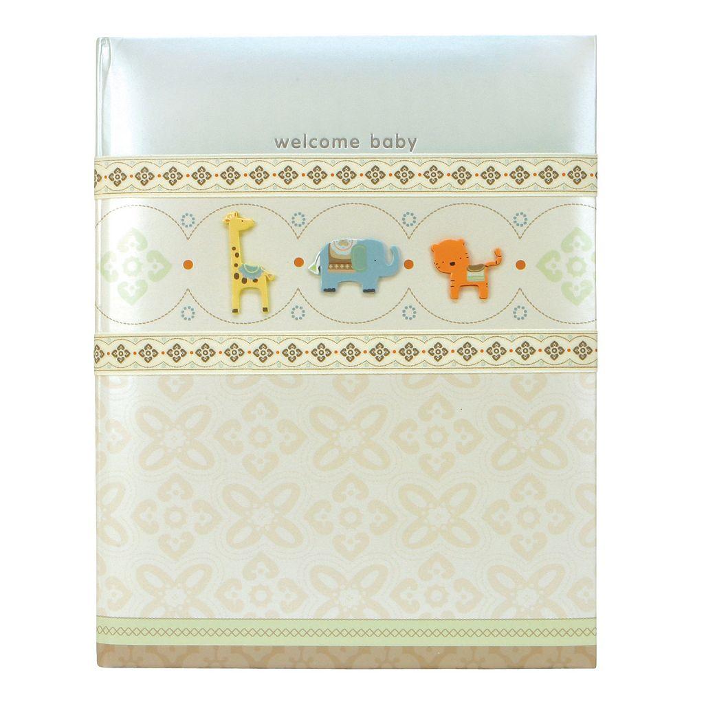Carter's Wonder Baby Memory Book