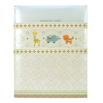 Carter's Wonder Baby Memory Book