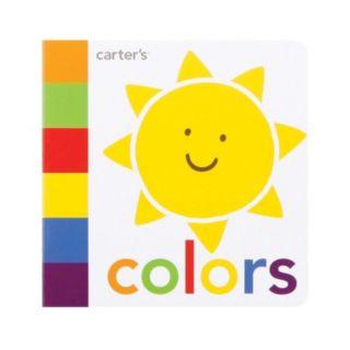 Carter's Colors Board Book