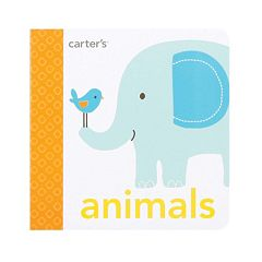 Carter's Animals Board Book