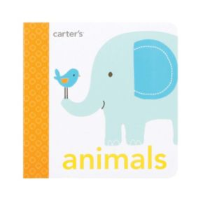 Carter's Animals Board Book