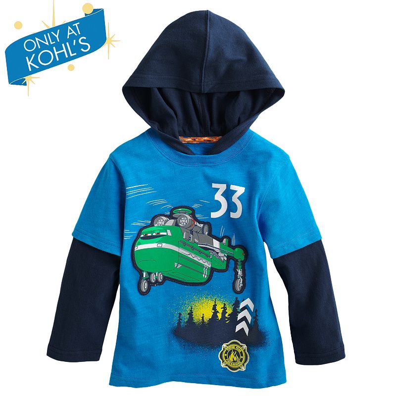 Disney Planes Windlifter Hooded Tee by Jumping Beans - Toddler