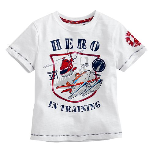 """Disney Planes """"Hero in Training"""" Tee by Jumping Beans® - Baby"""
