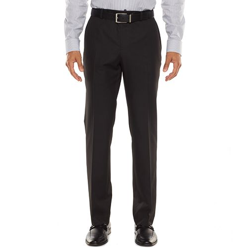 Men's Apt. 9® Extra-Slim Black Suit Pants
