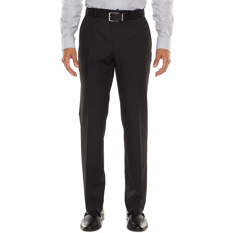 Apt. 9® Extra-Slim Black Suit Pants - Men