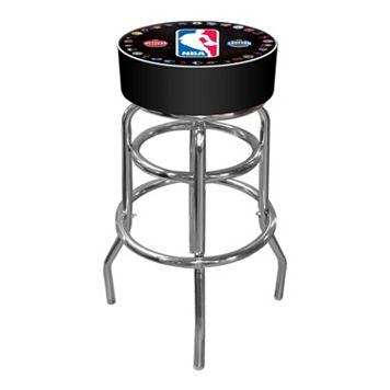 NBA Padded Swivel Bar Stool