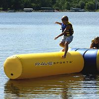 Rave Sports Small Aqua Log
