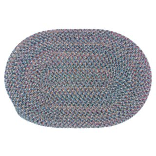 Colonial Mills Woolux Braided Oval 42 x 66 Rug